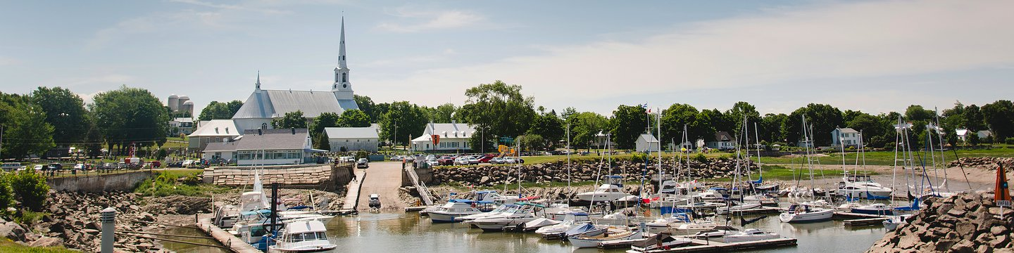 Saint-Michel-de-Bellechasse- Marina