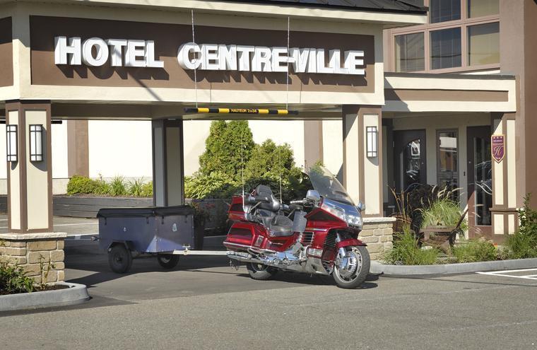 H bergements qui adorent les motos for Hotel avec garage moto