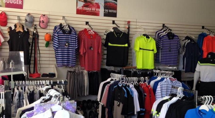 Club de golf Dorchester - Boutique