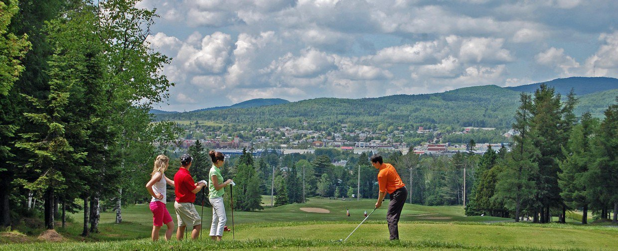 Club de golf de Thetford Mines