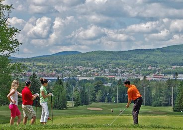 Club de Golf et Curling de Thetford Mines
