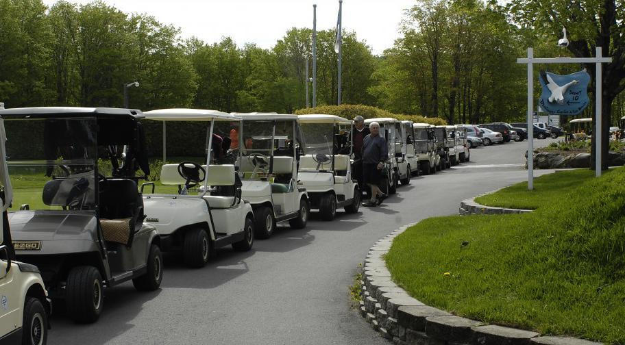 Club de golf cars