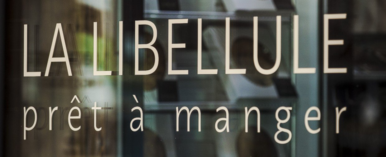 Restaurant Libellule Menu