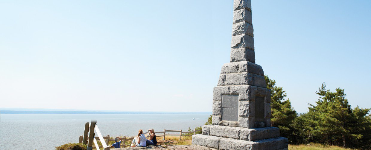 Grosse Ile and the Irish Memorial National Historic Site