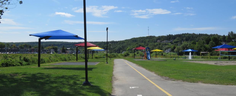 Parc De L 206 Le Ronde De Beauceville Park To Beauceville