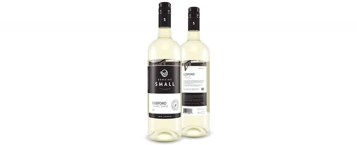 Vin Blanc - Domaine Small