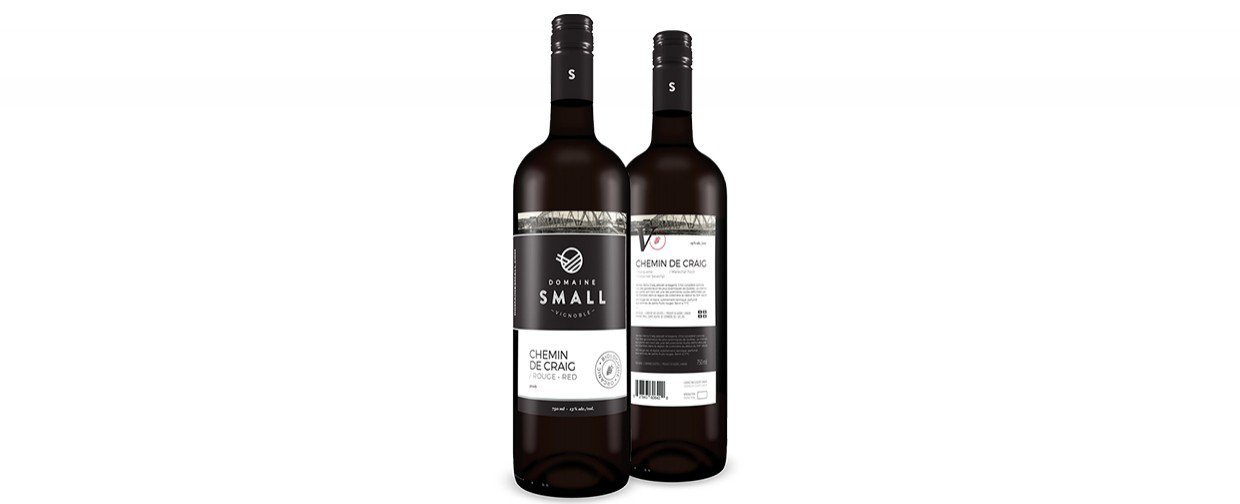 Vin rouge - Domaine Small
