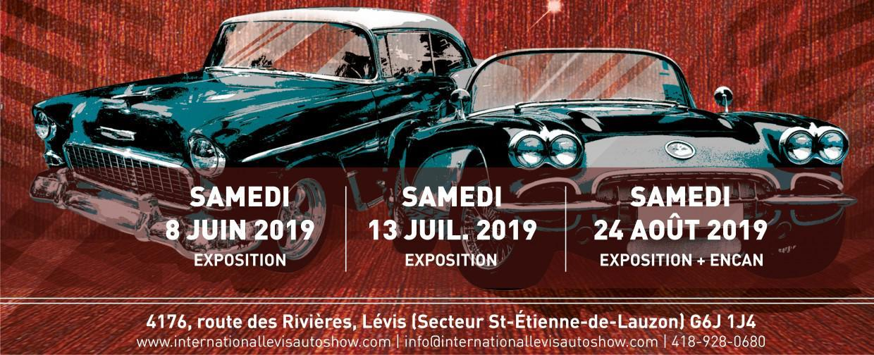 exposition internationale d'autos de lévis - event to lévis - lévis