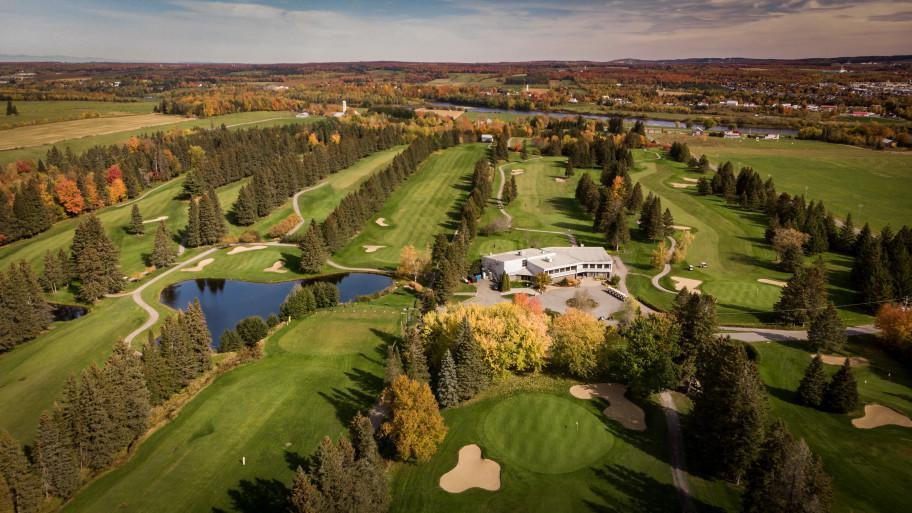 Club de Golf Sainte-Marie - Golf à Sainte-Marie - La Beauce