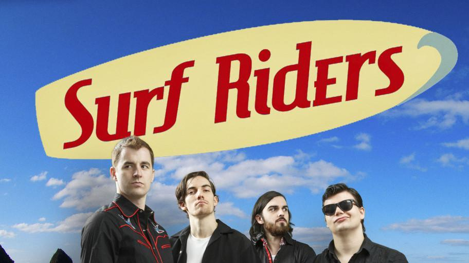 Surf Ruders